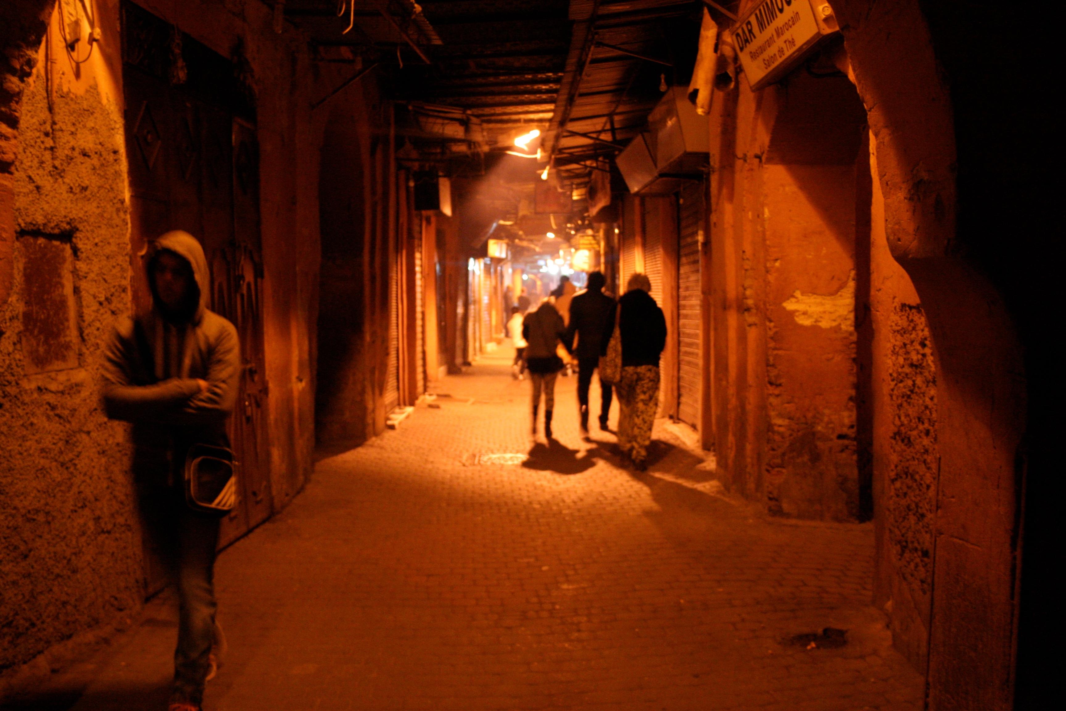 Marrakech Overview